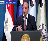 الرئيس السيسي: ميلاد دولة جديدة بافتتاح العاصمة الإدارية
