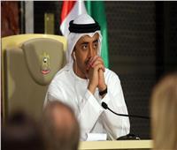 وزير خارجية الإمارات: عودة سوريا لمحيطها العربي أمر ضروري