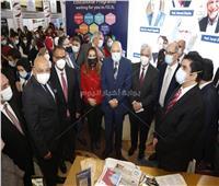 وزير الاتصالات: المشروعات القومية تعكس الإرادة القوية للدولة لبناء مصر الرقمية