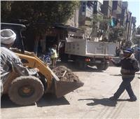محافظ أسيوط يوجه بتكثيف حملات النظافة وتمهيد الشوارع بحي غرب