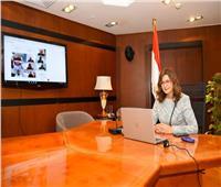 وزيرة الهجرة: المرأة تشهد عصرًا ذهبيا وتمكينًا في كل القطاعات