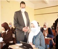 تعليم الغربية: الامتحان يسير بصورة جيدة داخل جميع المدارس
