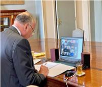 نيابة عن الرئيس.. وزير الخارجية يشارك بقمة مجلس السلم والأمن الأفريقي