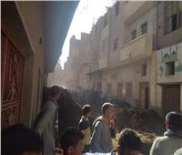 مصرع عاملين في انهيار بئر للصرف الصحي بسوهاج