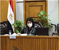 مجلس جامعة المنوفية يتابع سير الامتحانات والاستعداد للفصل الدراسي الثاني