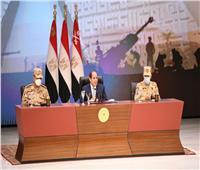 الرئيس السيسي: مصر حريصة على استقرار وتطوير علاقاتها بدول الخليج | فيديو