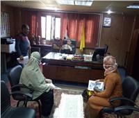 رئيس مركز أشمون: تواصل مستمر مع المواطنين لحل مشاكلهم