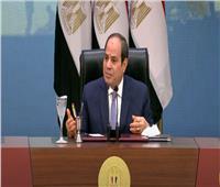 بينها علاقات مصر بالخليج وأزمة سد النهضة.. تصريحات هامة للرئيس السيسي