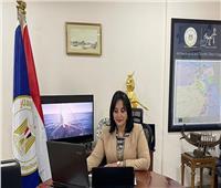 غادة شلبي: تعاون وثيق مع «الصحة» لاحتواء تأثير كورونا على قطاع السياحة