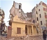 إصابة 5 من أسرة واحدة في انهيار منزل بسوهاج