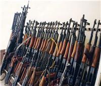 سقوط تاجر المخدرات والسلاح بالجيزة