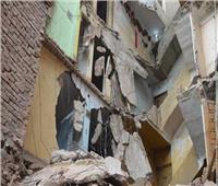جهاز التفتيش بوزارة الإسكان يكشف سبب انهيار عقار بأسيوط
