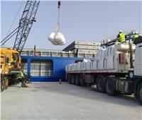 تصدير8 آلاف طن أسمنت سيناوي من ميناء العريش إلى روسيا ولبنان