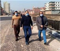 محافظ الشرقية يتابع تنفيذ المشروعات في منيا القمح