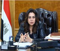 «سيدة في منصب المحافظ».. منال عوض تروي تجربتها بدمياط لبرنامج الأمم المتحدة