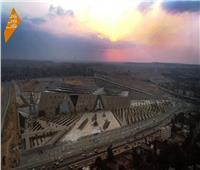 المتحف المصري الكبير يحصل على شهادة الأيزو للمرة الرابعة