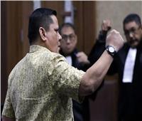 حبس نابليون بونابرت الإندونيسي بتهمة تلقي رشوة