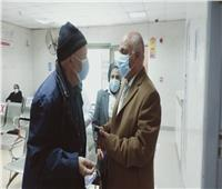 صحة الغربية: ٢٦٠ شخصا من كبار السن تلقوا لقاح كورونا