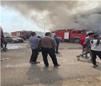 محافظ الشرقية يوصي بتوفير الرعاية الصحية لمصابي حريق العبور