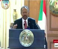 رئيس وزراء السودان: إثيوبيا تتجه لملء سد النهضة بشكل أحادي