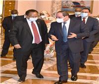 من قلب القاهرة.. مصر والسودان توجهان رسائل حازمة بأزمة «سد النهضة»  صور وفيديو