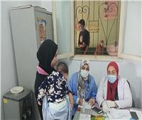 جامعة طنطا تطلق أولى قوافلها الطبية المجانية بمبادرة «حياة كريمة»