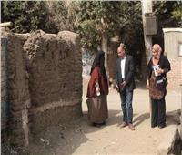 محافظ المنوفية: العمل سريعا لتنفيذ مبادرة «حياة كريمة» بالشهداء | صور