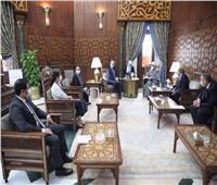 سفير الاتحاد الأوروبي: شيخ الأزهر يقدم جهودًا كبيرة في خدمة السلام العالمي