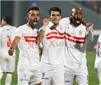 الزمالك يسجل الهدف الأول على سيراميكا في الدوري