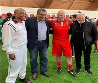 رئيس اتحاد الكرة يعلق على انتخابات الكاف