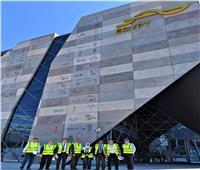 وفد من وزارة التجارة والصناعة يزور الإمارات لمتابعة تجهيزات الجناح المصري بإكسبو دبي