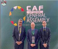 اتحاد الكرة يهنئ «أبو ريدة» بنجاحه في الفيفا