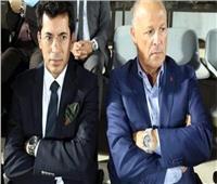 وزير الرياضة يهنئ أبوريدة بعضوية المكتب التنفيذي للفيفا