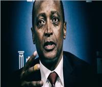 انتخابات الكاف| بيان تزكية موتسيبي رئيسًا للاتحاد الإفريقي