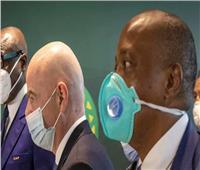 انتخابات الكاف| أول تصريح لموتسيبي بعد تزكيته رئيسًا