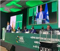 انتخابات الكاف| نكشف أسماء النواب الخمسة لموتسيبي