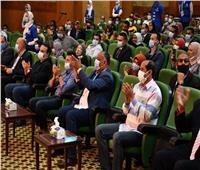 صبحي خلال لقاءه بـ«شباب الأقصر»: توفير برامج تأهيل وتوظيف بالقطاع الخاص