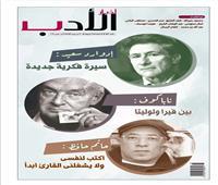 حضور عربي كبير في العدد الجديد من أخبار الأدب