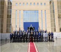 رئيس جامعة الأقصر يشارك في البرنامج التدريبي لأعضاء المجلس الأعلى للجامعات