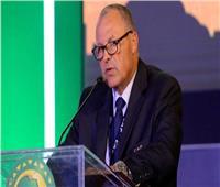 أول تعليق من هاني أبوريدة بعد نجاحه في انتخابات الفيفا