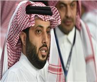 تركي آل الشيخ: أحاول حل المعوقات التي تواجه صناع الفن.. فيديو