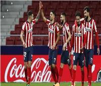 الدوري الإسباني| أتليتكو مدريد في مواجهة خيتافي