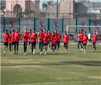 موسيماني يستبعد «دستة» لاعبين من مباراة «فيتا كلوب»