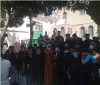 سفيرالإمارات من المنيا: الإسلام والمسيحية بينهما مساحة كبيرة للتلاقى