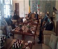 رئيس مالي يصل إلى الجزائر في زيارة عمل