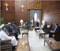 الإمام الأكبر:22 مبعوثًاً ازهرياً في الصومال ونستقبل 873 من طلابها