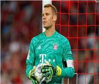 «نوير» يحقق رقمًا تاريخيًا في «الدوري الألماني»