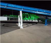 رئيس مدينة المحلة: مصنع تدوير القمامة جاهز للتشغيل التجريبي