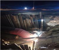 أعمال ليليَّة.. لإصلاح خط مياه 800 ملى بـ «دمرو المحلة الكبرى»