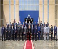 رئيس جامعة المنيا يشارك في البرنامج التدريبي لأعضاء «الأعلى للجامعات»
